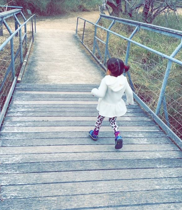 Guide To Hiking With Toddlers
